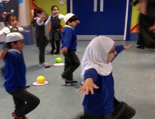 KS1 Multi Skills Sports Session