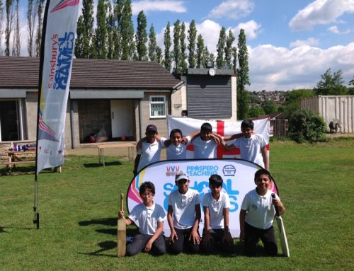 KS2 Kwik Cricket Competiton