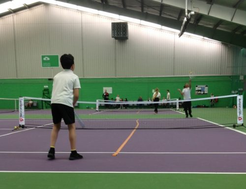 KS2 Tennis Tournament